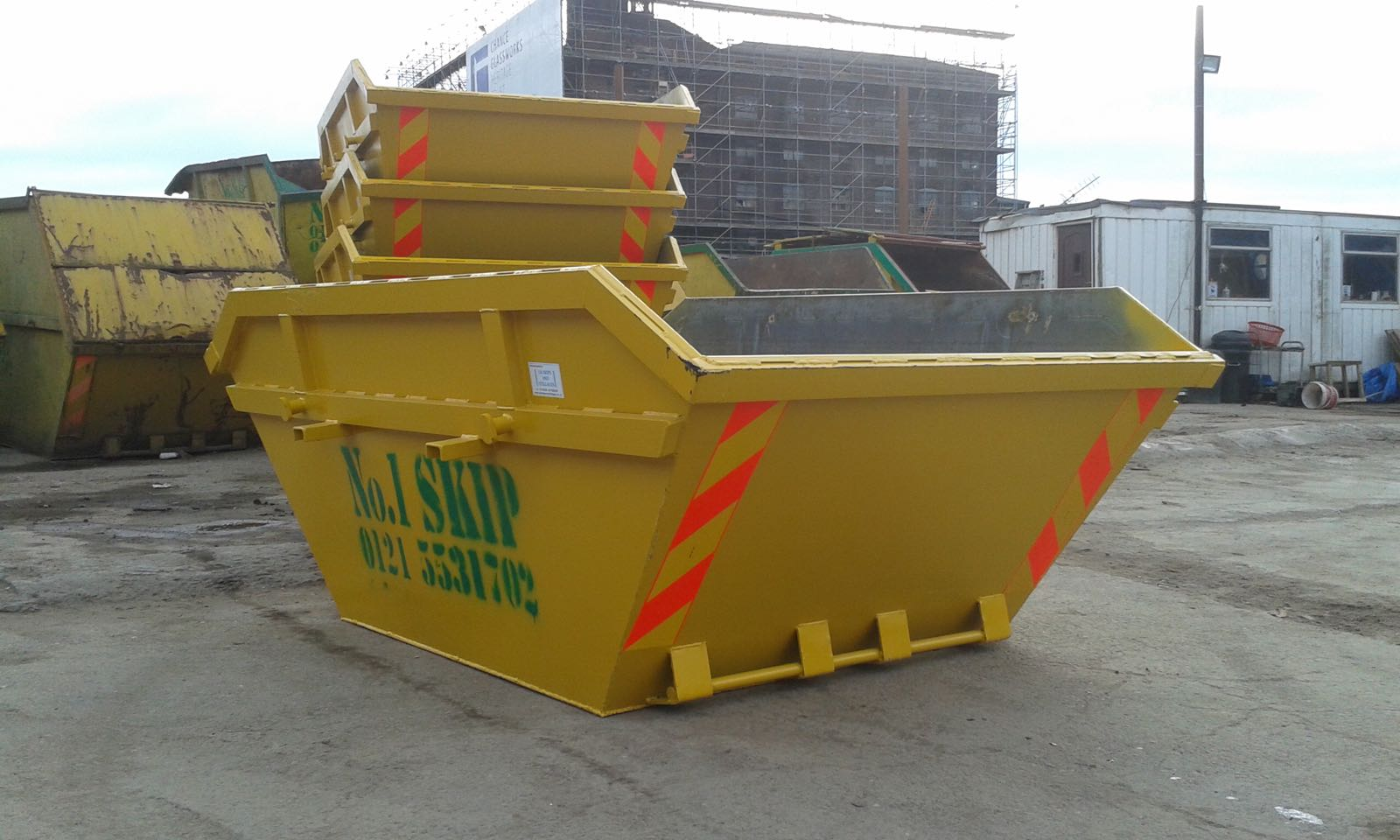 Skips for Hire in Birmingham