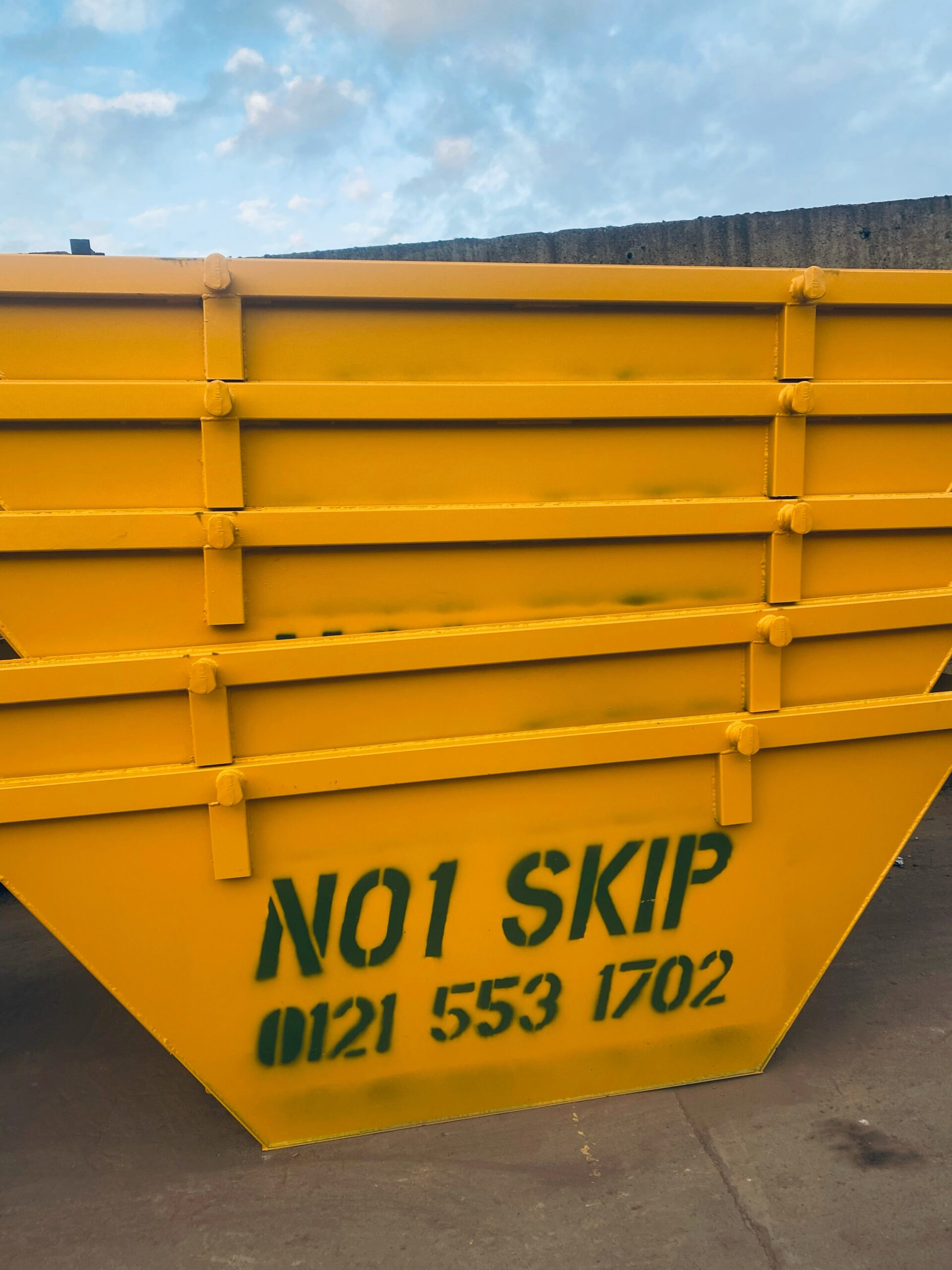 Skip Hire in Birmingham